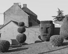 French photographer Antoine Bruy explores the current state of old coal mining communities in the French-Belgian Bassin Minier. Braut Make-up, Chula, Zoom Photo, Tumblr, French Photographers, Plantation, Photo Projects, Topiary, Community Art