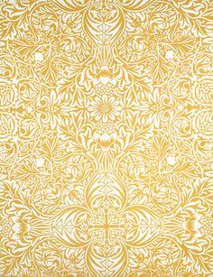 William Morris pattern/ illustration