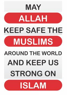 Ameen. Hold fast to the rope of Allah and be not divided.