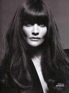 long hair-helena