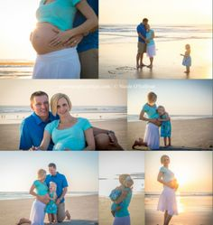 Maternity poses | Beach Maternity | Maternity Poses with older sibling | Belly…