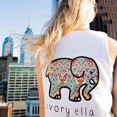 New tanks coming soon ☀️ tag a friend to let them know #IvoryElla