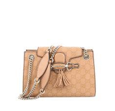 Small Gucci Emily Bag in Guccissima Leather Luxury Handbags 820775f2fa8d2