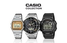 Casio is a multinational electronics manufacturing company headquartered in Shibuya, Tokyo, Japan. Its products include calculators, mobile phones, cameras, musical instruments and watches. It was founded in 1946 by Tadao Kashio, and in 1957 released the world's first entirely electric compact calculator.