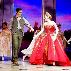 Derek and Christy - Anastasia Broadway