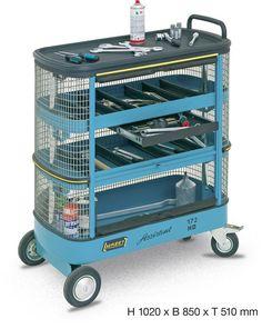 Hazet tool trolleys, assistent - Pelican Parts Technical BBS