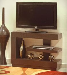 muebles para tv - Buscar con Google #mueblesparatv Interior Design Boards, Decor Interior Design, Tv Furniture, Furniture Design, Lcd Units, Tv Console Modern, Modern Tv Units, Rack Tv, Luxury Office