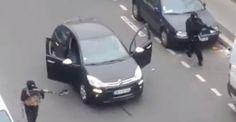 Une fusillade sanglante s'est produite dans le 11e arrondissement de Paris, en plein coeur de la capitale. Des hommes encagoulés ont fait usage...  #charliehebdo #jesuischarlie