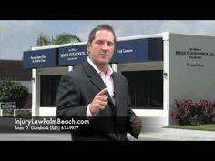 Brian D. Guralnick of Demand More Law Firm is the personal injury lawyer of choice in West Palm Beach, Florida.