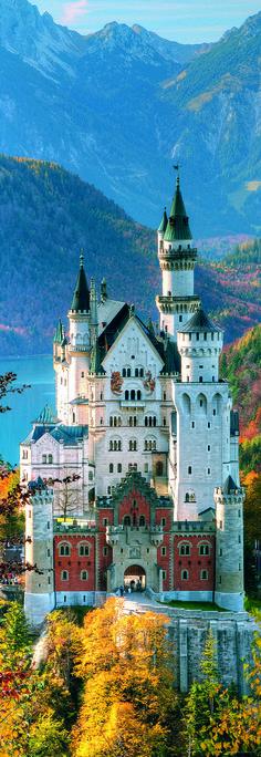 HEYE: 1000 Puzzle Neuschwanstein