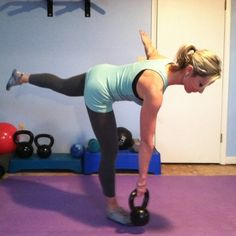Build Your Best Body Ever With Kettlebells   Total body, high intensity strength workout that blasts fat and builds muscle