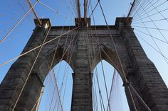 Brooklyn bridge // Check out my New York travelouge on www.moodbistro.com