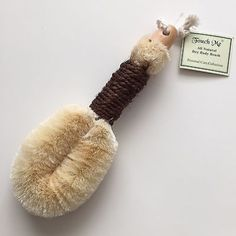 nice Touch Me Natural Bath Body Brush Dry Skin Spa Sisal Bristle Scrubber Cellulite - For Sale View more at http://shipperscentral.com/wp/product/touch-me-natural-bath-body-brush-dry-skin-spa-sisal-bristle-scrubber-cellulite-for-sale/