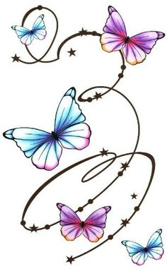 "Butterfly with Swirls Large Temporary Body Art Tattoos 7"" x 4.5"" TMI,http://www.amazon.com/dp/B00ABNX94A/ref=cm_sw_r_pi_dp_50dfsb1J1M2C2QZQ"