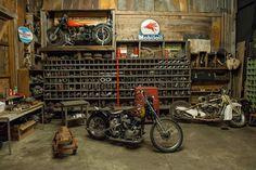 ~vintage garage.