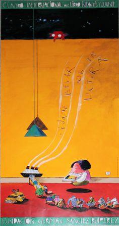 Déjate llevar por la lectura / Emilio Urberuaga (1997)