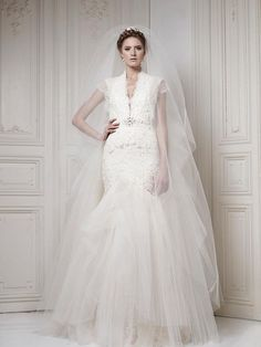 20 Breathtaking 2013 Bridal Gowns by Ersa Atelier | OneWed