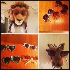 "Especial ""Eu uso óculos"" aqui na nova | mente: Óculos vintage"