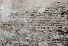 Old Brickwall - Tapetit / tapetti - Photowall