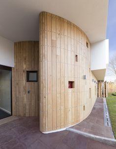 St Marys Hospice - Entrance