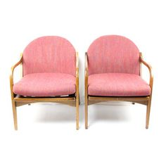 Danish Modern Chairs, $438, now featured on Fab.