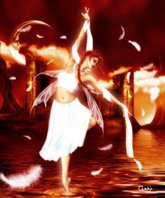 Poser 5 & Photoshop CS Items used: A fairy's Dance DAZ:V3, Ruins JenniSjoberg: Sparrow for V3 ericwestray: Partial Poses - Fairy Dance Pak Bez: A FairyTale Construction Kit 2 Thanks for taking ...