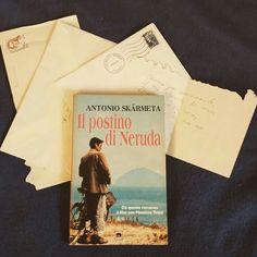Antonio Skarmeta,  Il postino di Neruda (The Postman)