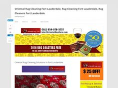 Oriental Rug Cleaning Solutions in Fort Lauderdale
