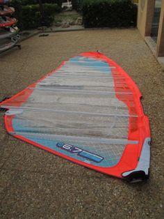 voile de windsurf occasion Neilpryde Hellcat 6.7m² 2010