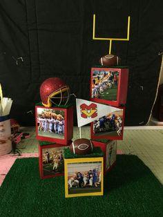 23 best football banquet ideas images football parties, americancheer banquet, football banquet, football themes, football decor, sports banquet centerpieces,