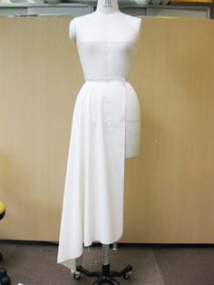 The draping draping?   Patterner School apparel job technique Academy