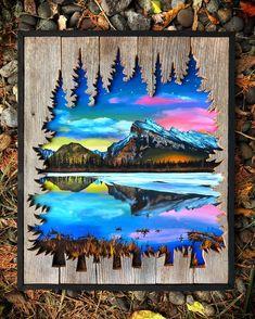 Wood Burning Crafts, Wood Burning Art, Wood Crafts, Wooden Art, Wood Wall Art, 3d Laser Printer, Pallet Art, Picture On Wood, Woodworking Crafts