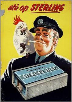 Nostalgie; vervlogen tijden. Kent u het nog? Alles over vroeger: De bekende sigarettenmerken van vroeger. Nostalgie!