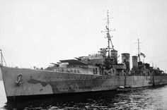 HMS Latona was an Abdiel-class minelayer launched on 20 August, 1940. She served briefly during World War Two, but was sunk less than six months after commissioning.