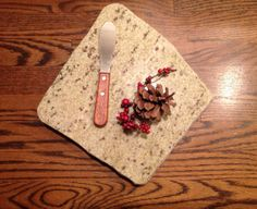 For the Foodie Granite Cheese by CountertopCouture on Etsy, $35.00