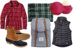 Mountain Essentials Pack Style and Practicality