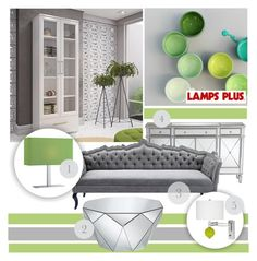 """""""Lamps Plus #2"""" by pinki1994 ❤ liked on Polyvore featuring Universal Lighting and Decor, Lite Source and lampsplus"""