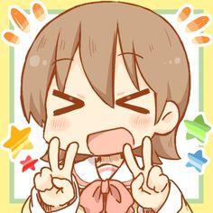 Yukko - Nichijou Fan Art (34797454) - Fanpop