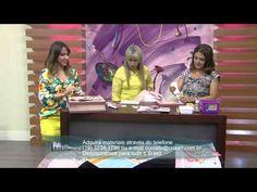 Mulher.com 03/10/2014 - Caixa com Scrap Decor por Marisa Magalhães - Parte 1 - YouTube