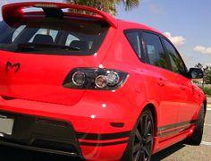 Will Body Stripe Decals for an fit on a - Forums : The Mazda 3 Forum Mazda Mps, Mazda 3 Hatchback, Honda Civic Si, Mitsubishi Lancer Evolution, Car Goals, Tuner Cars, Nissan 350z, Lamborghini Gallardo, Nissan Skyline
