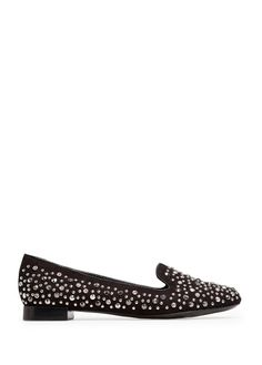 MANGO - Studded slippers