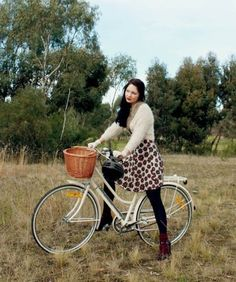 razumichin2:  Rural cyclist style