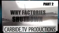 Why Factories Shutdown - Part 5 of 10 Documentary Series Factories, Decision Making, Documentaries, Tv, Business, People, Making Decisions, Television Set, Documentary