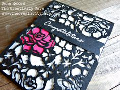 Check out the amazing card details on my blog, www.thecreativitycave.com using Stampin Up's Floral Phrases Stamp Set and…