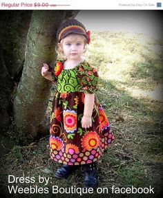 On SALE 30% OFF Whimsy Couture Sewing Pattern PDF for APRON TWIRL PEASANT DRESSES $6.30