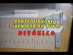 🔴MEGA SORTEO IPHONE 7🔴 ¡¡¡CADA 30 MINS UN GANADOR!!! (ENVÍO MUNDIAL)