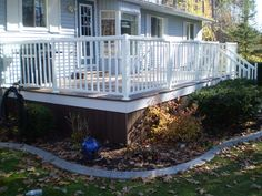 decks for mobile homes - Google Search
