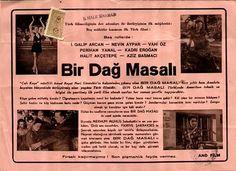 1947 Bir Dağ Masalı / Sinema Lobisi
