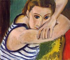 Henri Matisse ~ Fauvist painter   Tutt'Art@   Pittura * Scultura * Poesia * Musica  