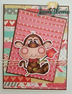 Pause Dream Enjoy: Monkey Love